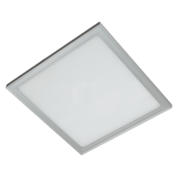 LED-PANEL 48W 4000K-4300K 595X595mm ALUMINIUMRAM