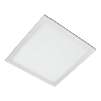 LED-PANEL 45W 4000-4300K 595X595mm DIMBAR, VIT RAM