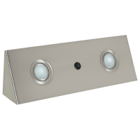 SIM-1552K CABINET SPOTLIGHT SATIN NICKEL