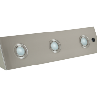 SIM-1553K CABINET SPOTLIGHT SATIN NICKEL